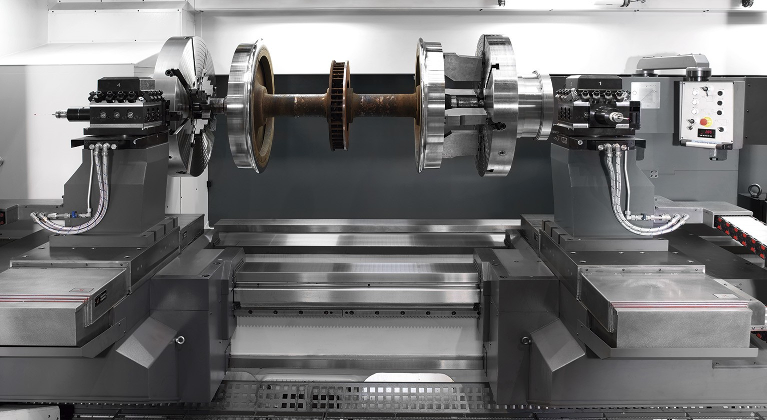 Galería tornos horizontales - foto 11 - Máquina Herramienta - Geminis Lathes
