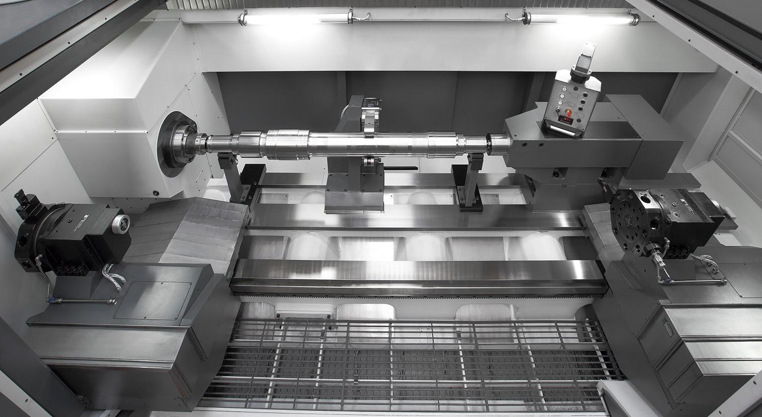 Galería tornos horizontales - foto 12 - Máquina Herramienta - Geminis Lathes