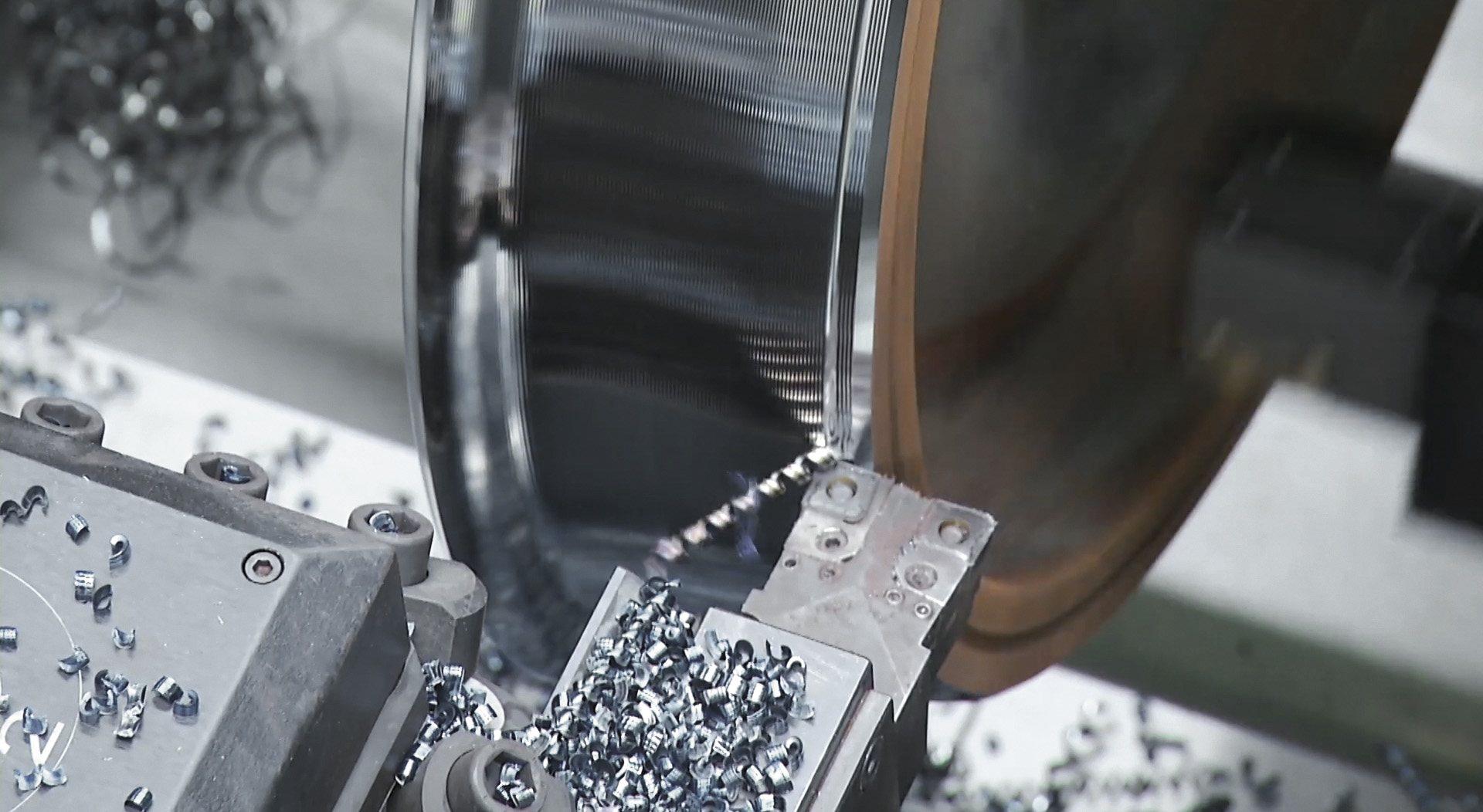Galería tornos horizontales - foto 13 - Máquina Herramienta - Geminis Lathes