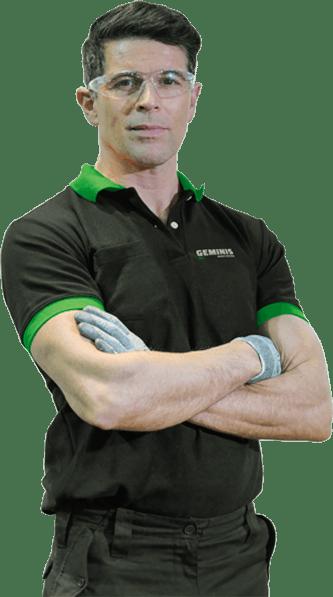 Trabajador Expert Services - Geminis Lathes