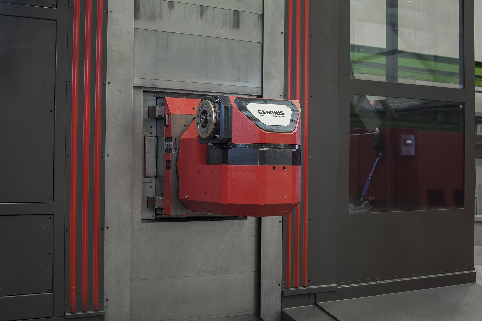 Multiprocess lathe gallery GM-9 - image 1 - Machine tool - Geminis Lathes