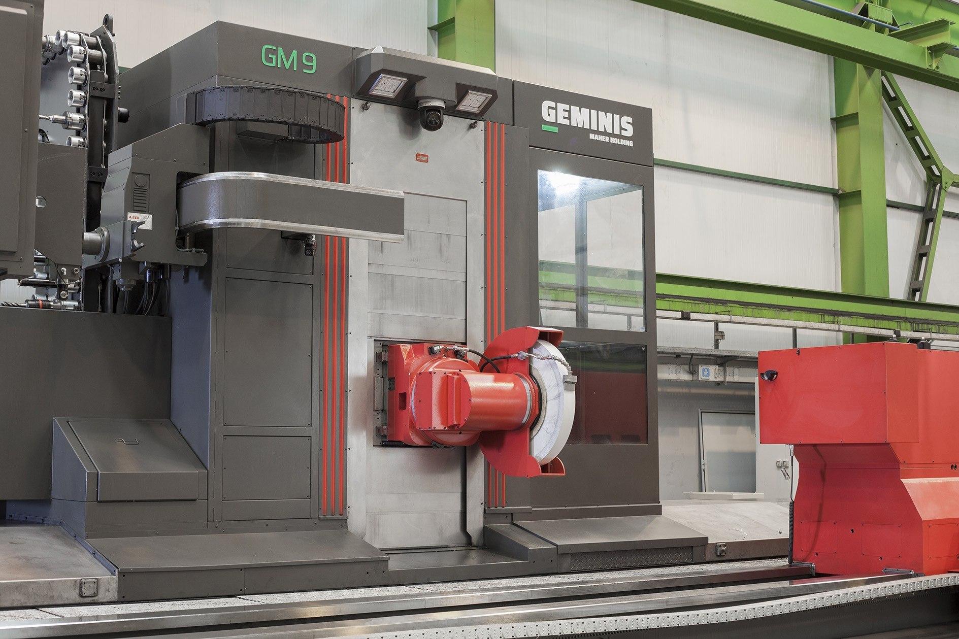Multiprocess lathe gallery GM-9 - image 7 - Machine tool - Geminis Lathes