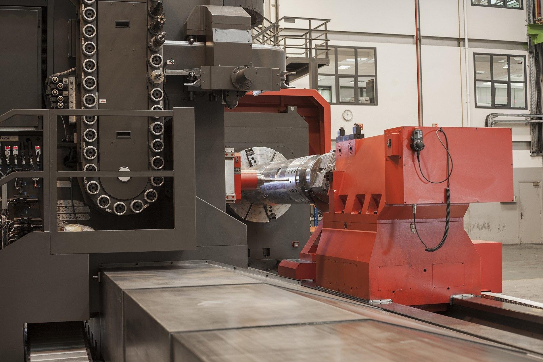 Multiprocess lathe gallery GM-9 - image 9 - Machine tool - Geminis Lathes