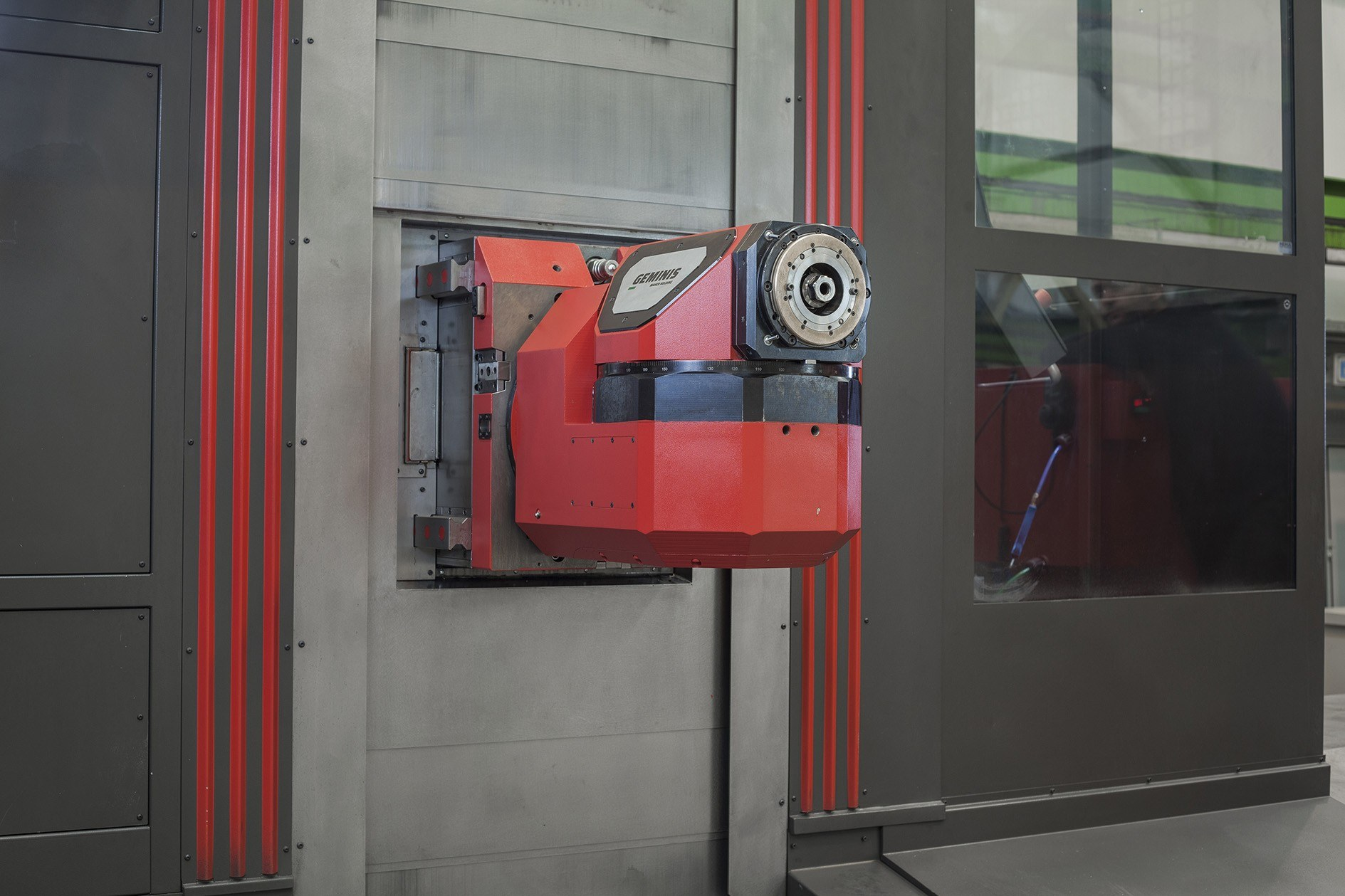 Multiprocess lathe gallery GM-9 - image 10 - Machine tool - Geminis Lathes