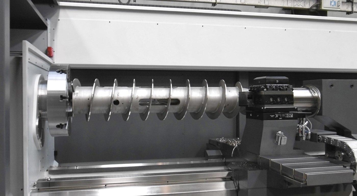 Horizontal lathe gallery GT9i - image 4 - Machine tool - Geminis Lathes