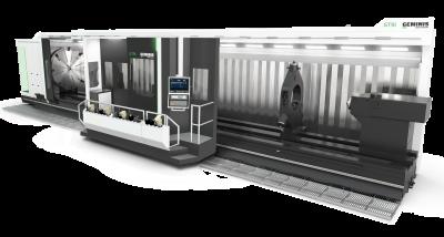 Horizontal lathe GT9i - Machine tool - Geminis Lathes