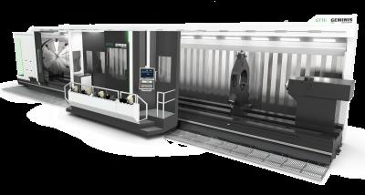 Horizontal lathe GT11i - Machine tool - Geminis Lathes