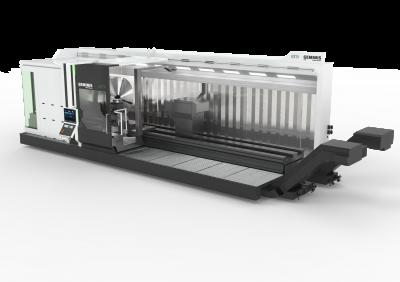 Horizontal lathe GT7i - Machine tool - Geminis Lathes