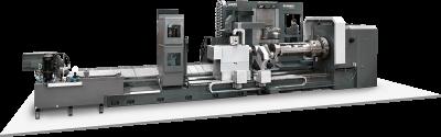 Torno multiproceso GM-7 - Máquina herramienta - Geminis Lathes